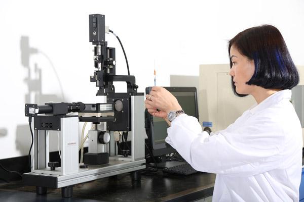 德菲视频光学接触角测量仪